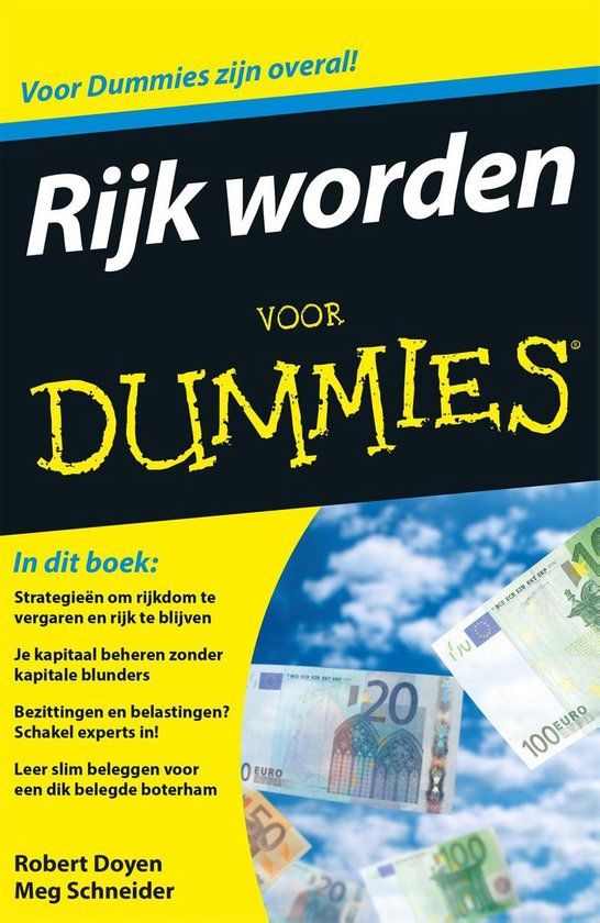 Voor Dummies - Rijk worden voor Dummies - Robert Doyen |