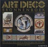 Art deco bronnenboek