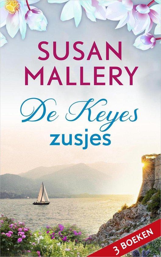 Boek cover De Keyes-zusjes van Susan Mallery (Onbekend)