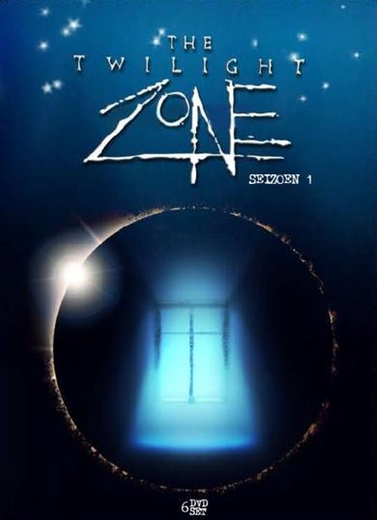 Cover van de film 'Twilight Zone'