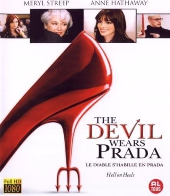 Cover van de film 'The Devil Wears Prada'
