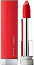 Maybelline Color Sensational Made For All Lippenstift  - 382 Red For Me - Rood - Mat