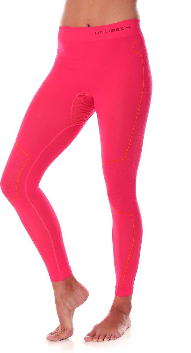 Dames Thermobroek - Thermokleding - met Nilit® Innergy-Raspberry-M