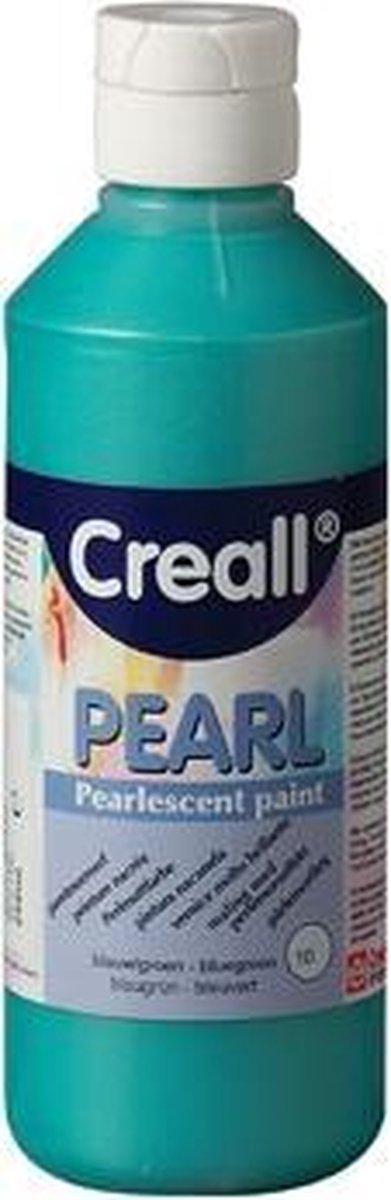 VERF CREALL PEARL BLGRN 250ML