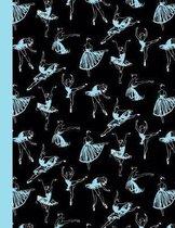 Ballet Dancers Notebook