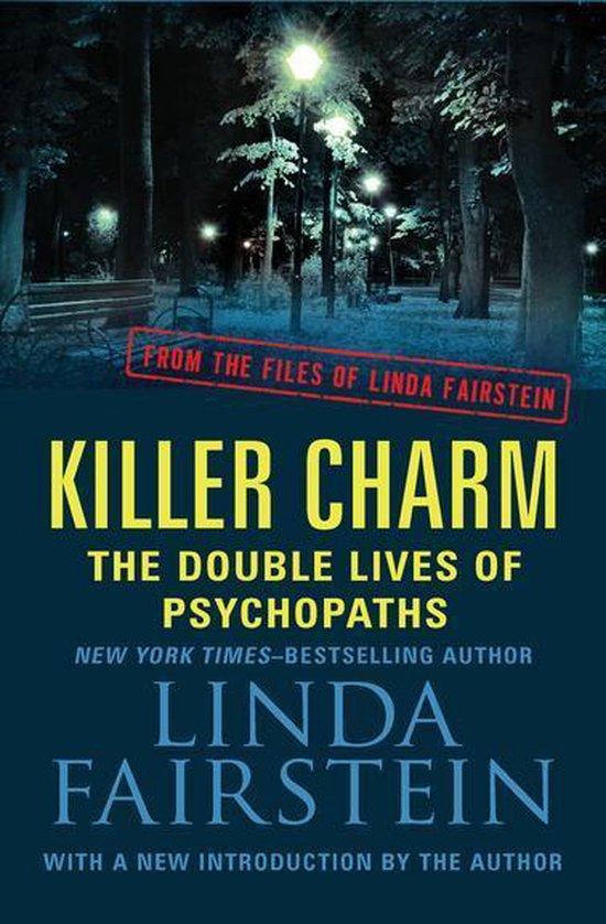 Omslag van Killer Charm: The Double Lives of Psychopaths