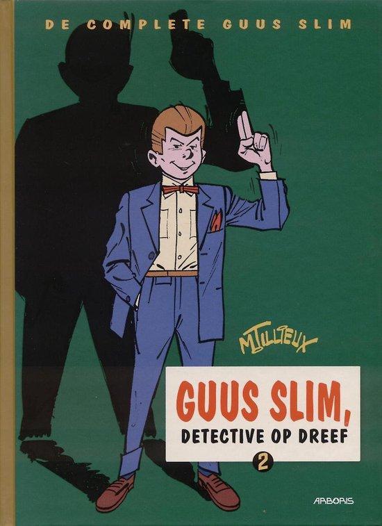 Guus slim compleet hc02. detective op dreef - Maurice Tillieux pdf epub