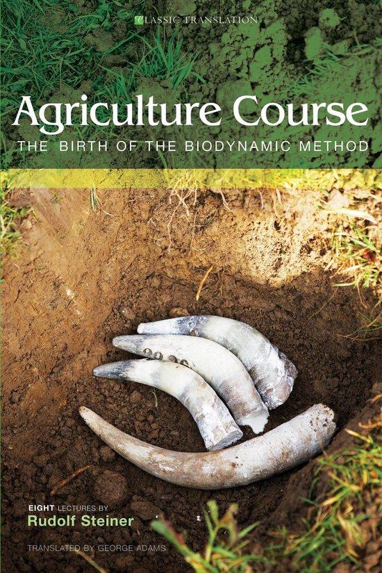 Boek cover Agriculture Course van Rudolf Steiner (Onbekend)