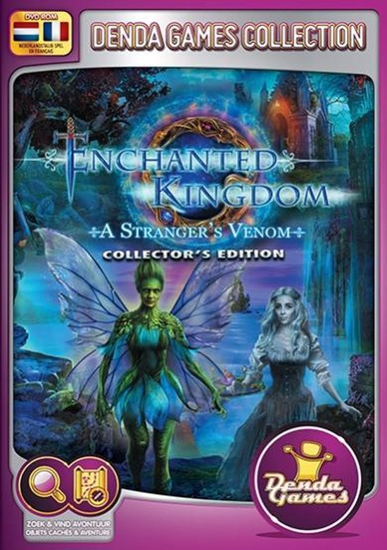 Enchanted Kingdom - A Strangers Venom CE