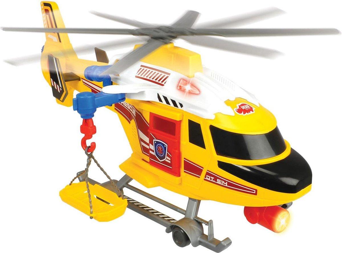 Dickie Helikopter Air Patrol 41 cm
