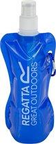 Regatta Folding Bottle Drinkfles - Blauw