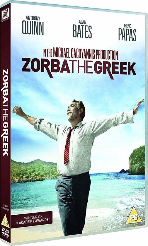 Alexis Zorbas (Zorba the Greek) [Import] [1964]