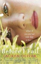 Boek cover Before I Fall van Lauren Oliver