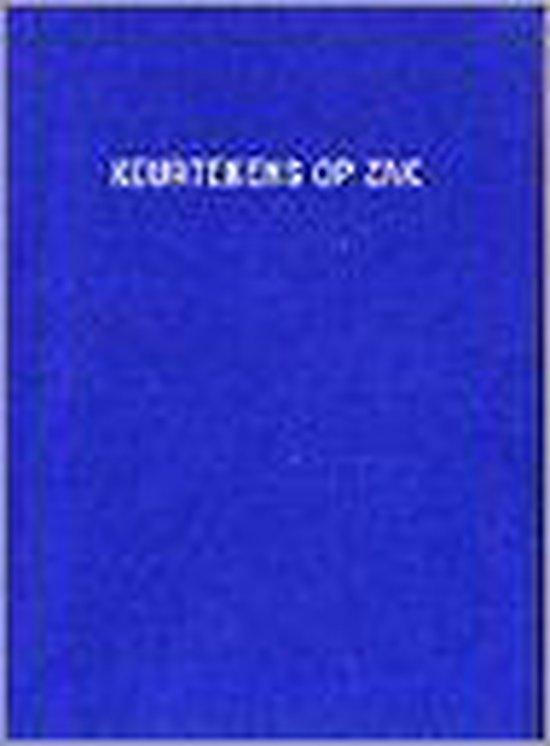 Keurtekens op zak - C.B. van Dongen | Readingchampions.org.uk