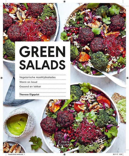 Green salads - Therese Elgquist | Readingchampions.org.uk