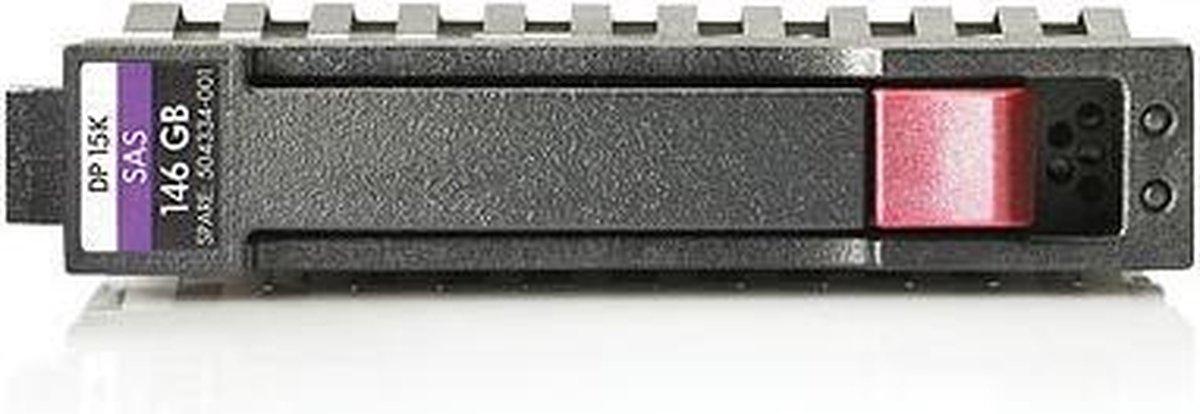 Hewlett Packard Enterprise 146GB, hot-plug, SCSI (SAS), 3G, LFF, 15K rpm, 3.5-inch 3.5'' kopen