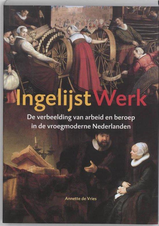 Ingelijst Werk - Annette de Vries pdf epub