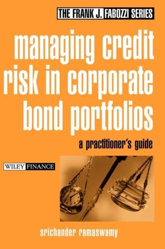 Bol Com Managing Credit Risk In Corporate Bond Portfolios Srichander Ramaswamy