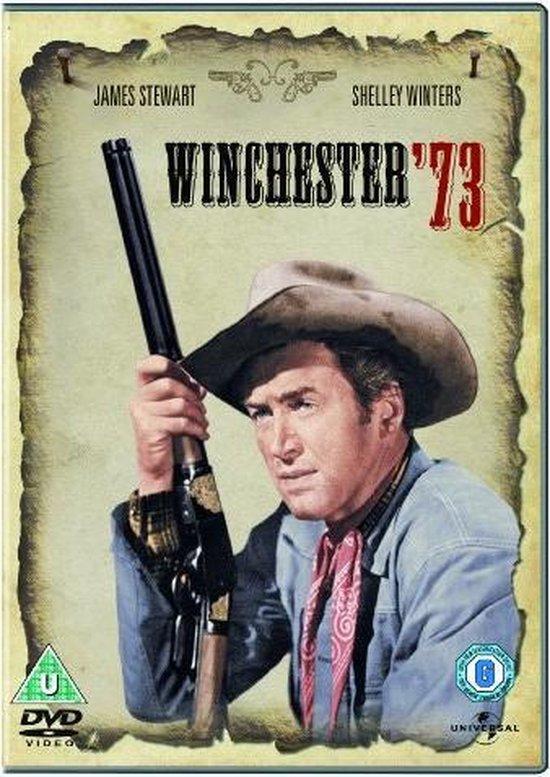Cover van de film 'Winchester '73'