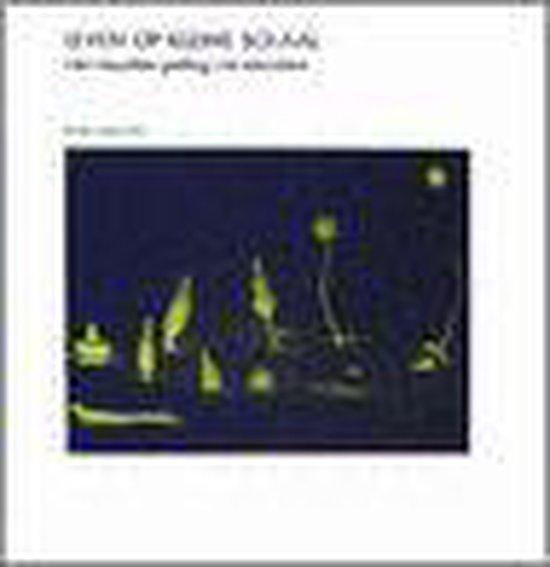 Wetenschappelijke bibliotheek 56: Leven op kleine schaal - David B. Dusenbery  