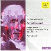 Haydn: The Auryn Series Vol. Xvii