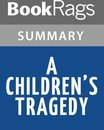 Omslag A Children's Tragedy by Frank Wedekind Summary & Study Guide