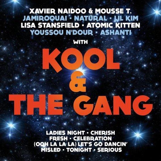 With Kool & The Gang