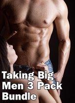 Taking BIG Men 3 Pack Bundle