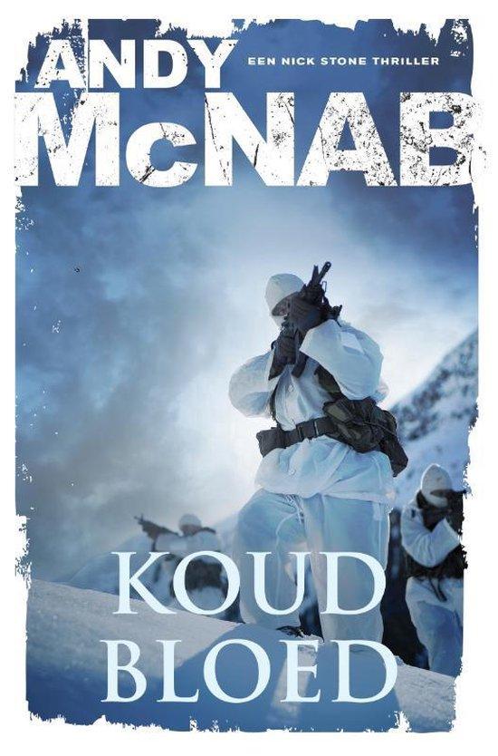 Nick Stone - Koud bloed - Andy McNab | Fthsonline.com