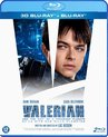Valerian and the City of a Thousand Planets (3D Blu-ray)