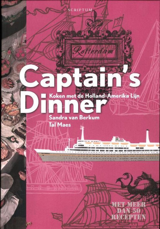 Captain's dinner - Sandra Van Berkum |