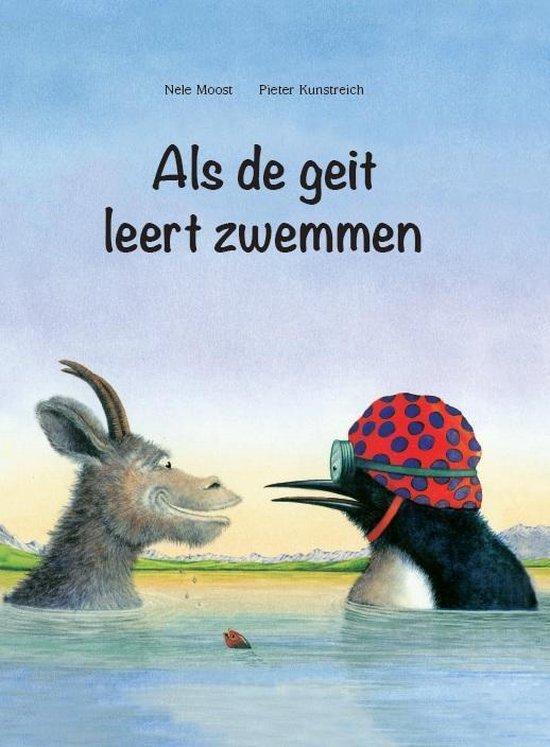 Als de geit leert zwemmen - Nele Moost |