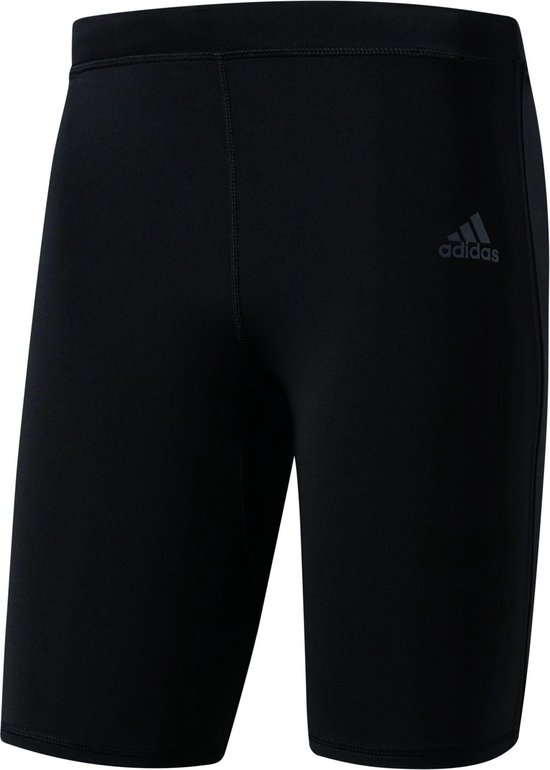 adidas Response Short Tight Sportbroek Heren S Black
