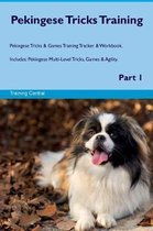 Pekingese Tricks Training Pekingese Tricks & Games Training Tracker & Workbook. Includes