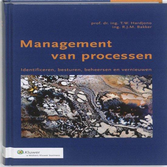 Management van processen - T.W. Hardjono |