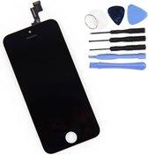Voor Apple iPhone 5S - AA+ LCD scherm Zwart & Tools