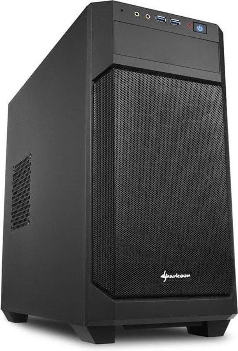 Videobewerking PC / Video Editing Computer – Ryzen 5 3400GE – 16GB RAM – 240GB SSD + 2TB HDD – Windows 10 Pro