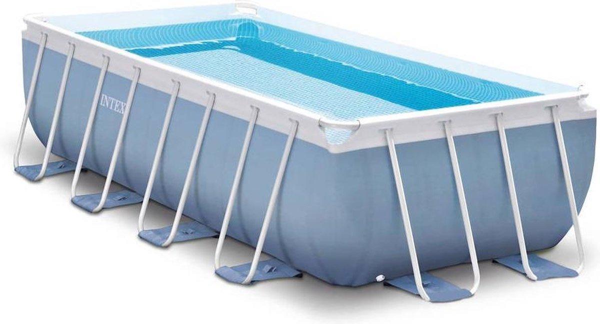Intex Prisma Frame zwembad 400x200x100 cm