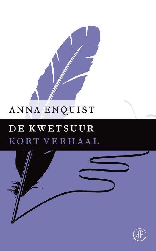 De kwetsuur - Anna Enquist |