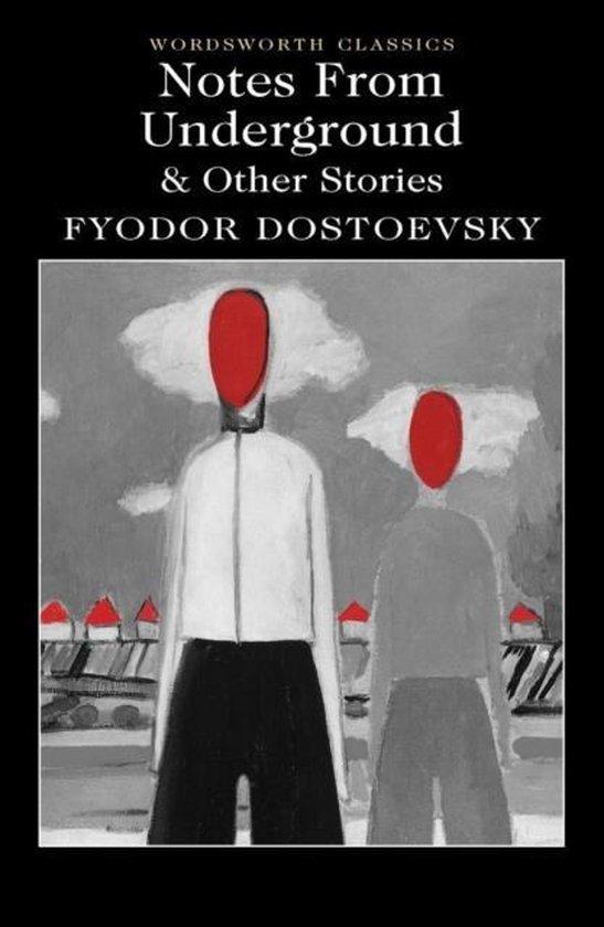 Boek cover Notes From Underground & Other Stories van Fyodor Dostoevsky (Paperback)