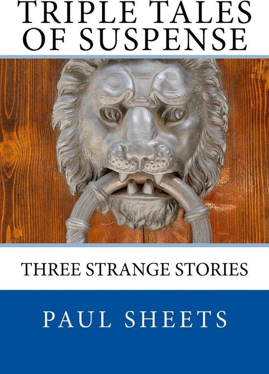 Omslag van Triple Tales of Suspense