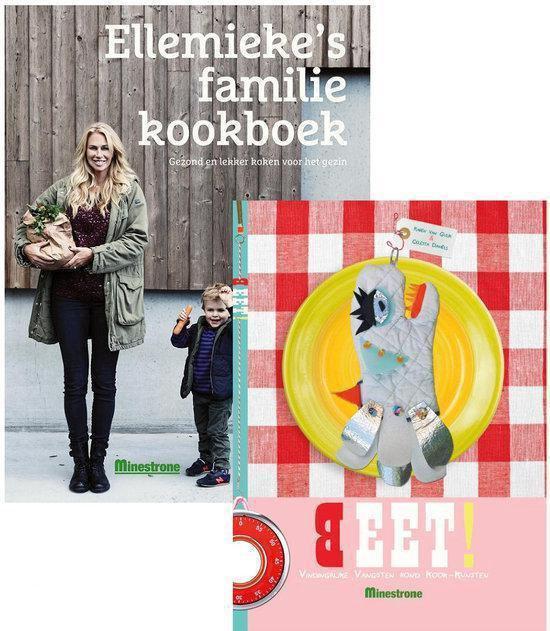 Ellemieke's familie kookboek. Gezond en lekker koken voor het gezin - Karen Van Gullik |