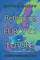Rethinking Europe's Future