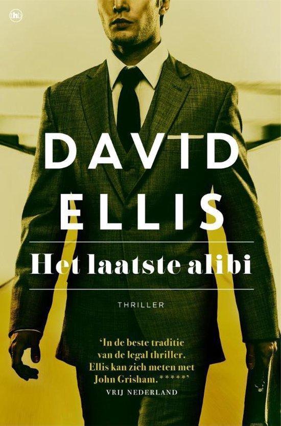 Het laatste alibi - David Ellis  