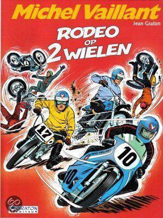 Michel Vaillant: 020 Rodeo op 2 wielen - Jean Graton |