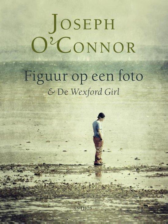 Figuur op een foto en De Wexford girl - Steve Pyke |