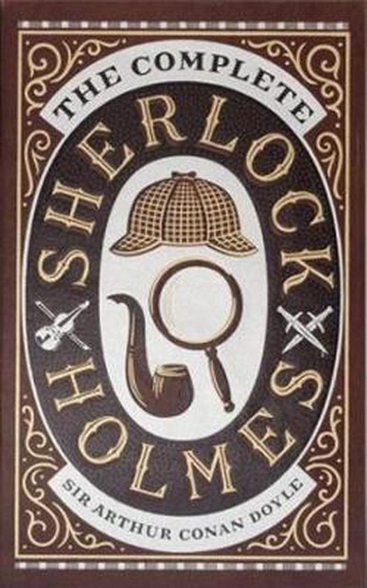 Afbeelding van Complete Sherlock Holmes (Barnes & Noble Collectible Classics