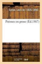 Poemes en prose
