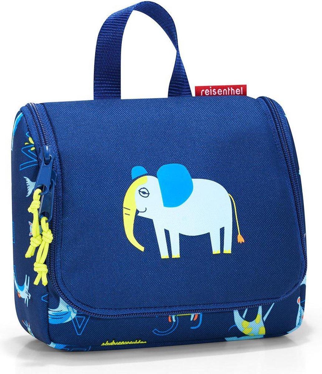 Reisenthel Toiletbag S Kids Toilettas 1.5 L - ABC Friends Blue