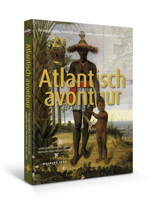 Boek cover Atlantisch Avontuur van Piet Emmer (Hardcover)